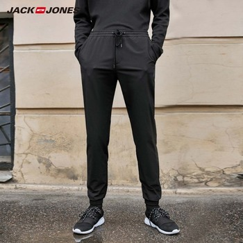 JackJones Men's Stretch Jogger Sweatpants Men's Fitness Sports Trousers 219314526