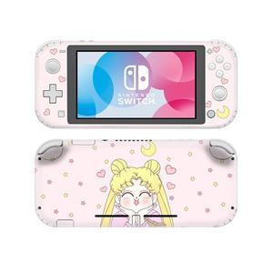 Image 1 - Adesivo de pele para nintendo switch, capa decalque de anime sailor moon nintendo switch lite