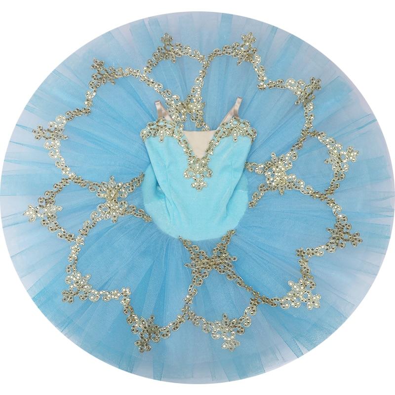 Pancake Ballet Tutu Professional Adults Tutu Ballet Kids Child Girls Ballet Dress Women Swan Lake Ballet Costumes Balarina Party