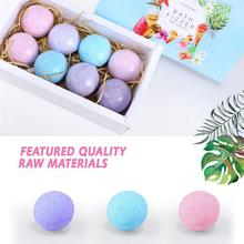 Salts-Ball Bombs Bubble-Shower Bath Fizzies Random-Color Skin-Care Spa for Moistening
