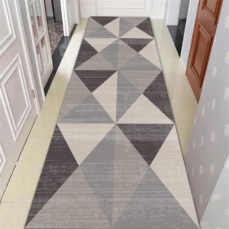 Long Runner Mats Carpet For Hallway Wedding Stairway Aisle Rug Hotel Home Corridor Carpet Living Room Decoration Floor Mat