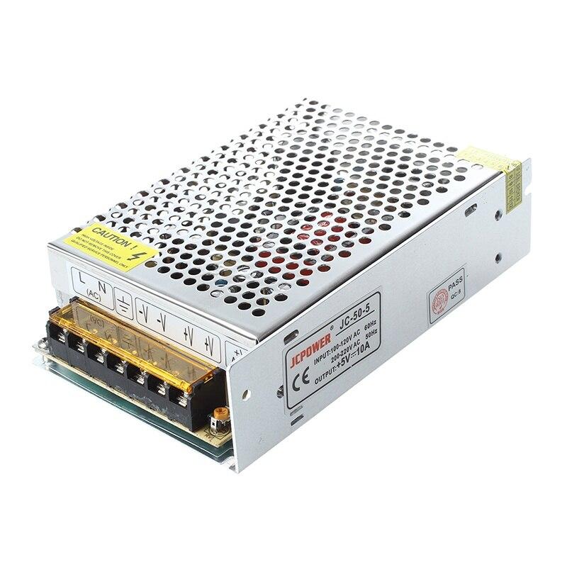 AC220V DC5V 50W 10A Fahrer Schalt Netzteil für LED-Licht Bar