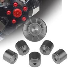 Protectores laterales para ruedas de motocicleta, para Piaggio Vespa GTS LX LXV Sprint Primavera 50 125 250 300 GTS 300ie