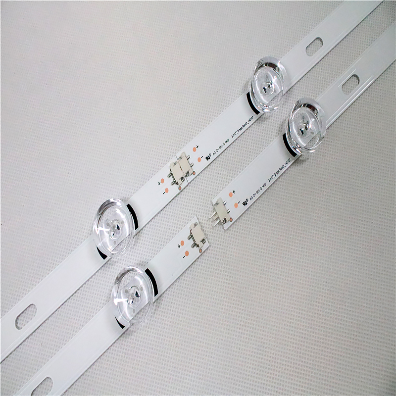 100%New 8 PCS Strip  LED Strip Replacement For LG 47LB6300 Innotek DRT 3.0 47 Inch A B 6916L 1715A 1716A 6916L-1961A 1962A 1948A