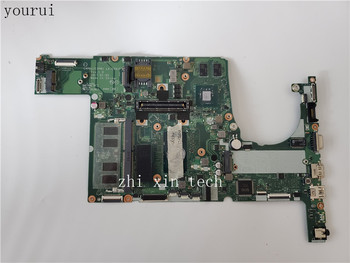 yourui For Acer TMP646 Laptop motherboard C4PB1/ C5PB1 LA-E591P with i7-7500u CPU DDR3 Fully tested