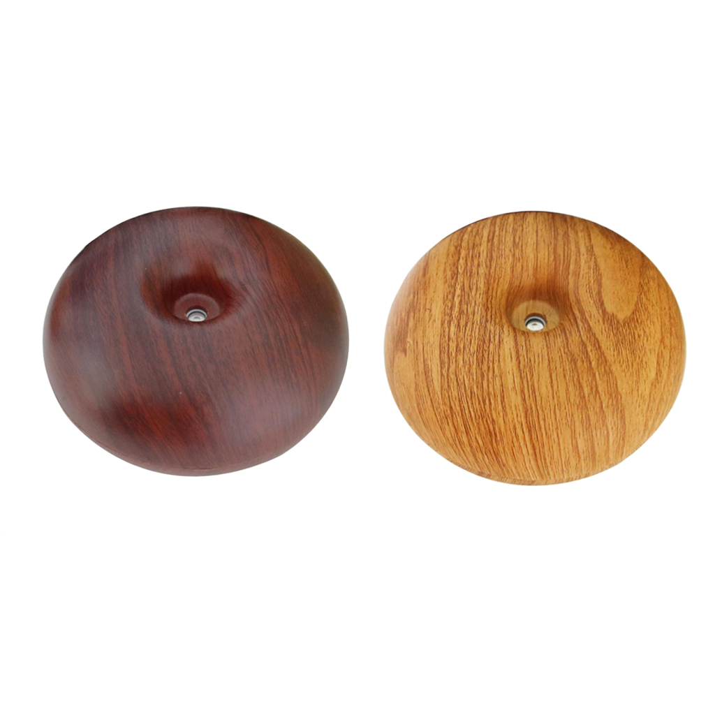 175ml Essential Oil Diffuser, Wood Grain Cool Mist Humidifier, Sensor Body Induction Auto Control Diffusers Humidifiers