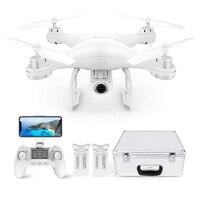 Drone GPS Potensic con videocamera HD 1080P RC FPV Quadcopter WiFi Video Live seguimi elicotteri giocattoli telecomandati per aerei
