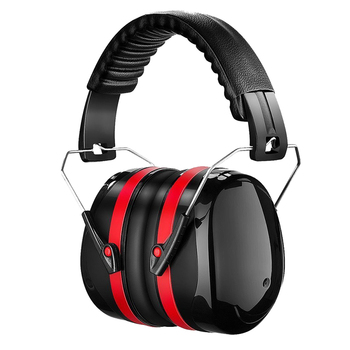 Noise Reduction Ear Muffs,Shooters Hearing Protection Headphones Headset, Professional Noise Cancelling Ear Defenders hawkeye shooters optic aid