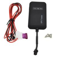 GT02 Mini Car GPS Tracker tk110 Real Time GSM GPRS GPS Locator Vehicle Locator Location Tracking Device Google Link Real Time|GPS Trackers|   -