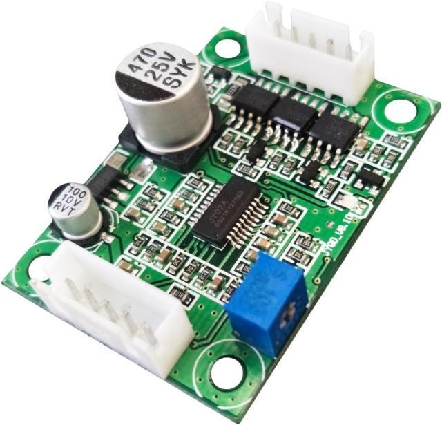 V8.10 8.5v-16V3A DC Brushless Motor Drive Motor Without Hall Controller Hard Disk Drive Motor