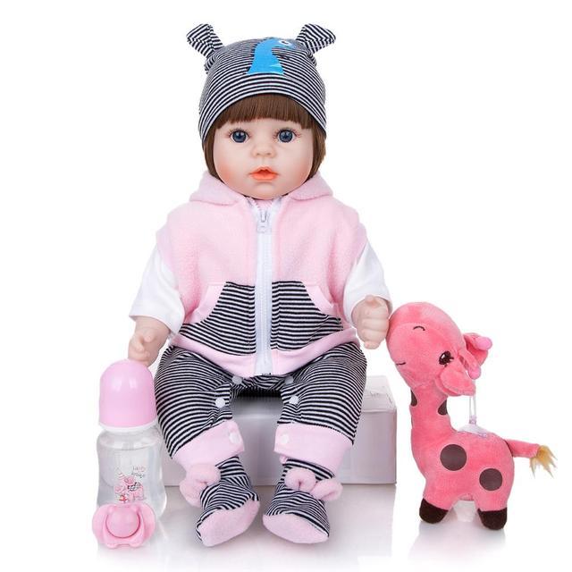 Кукла-младенец KEIUMI 18D29-C345-T05 1