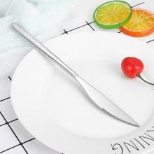 Столовый нож из нержавеющей стали, кухонная утварь, посуда для кухни, ресторанов, домашнего интерьера, кухонные принадлежности