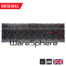 Backlit Keyboard GS60 GS70 Msi Gt72 V143422AK And UK for Gl62/Gv62/Gs60/.. Red 95%New