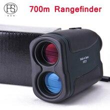 Rangefinder-Scope Laser 10x25-Binoculars Golf-Distance-Meter 700m Measure Hunting-Optics