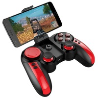 For Galaxy, HTC, MOTO, other Android smartphones and tablets, smart TVs, set top boxes, Windows PC Bluetooth wireless game handles