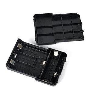 Image 3 - 4 × 単三電池ケースボックス BT 32 ケンウッド TH 22A/E TH 42A TH 79A/E 双方向ラジオブラック