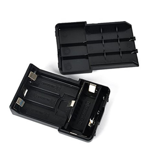Image 3 - 4 X AA Battery Case Box  BT 32 For KENWOOD TH 22A/E TH 42A TH 79A/E Two Way Radio Black