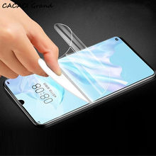 Soft Hydrogel Film For Huawei Honor 10 9 8 Lite 6 Plus 6A 6X 8C Play Full Cover Protective Film For Huawei P9 Lite P8 Lite 2017 Screen Protector(China)