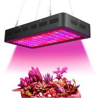 1500 w led 성장 전구 uv ir 8 밴드와 실내 식물에 대 한 전체 스펙트럼 색 성장 전등