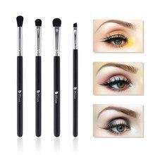 DUcare Makeup Brushes 1PC/4PCS/5PCS Eye Brush Set Eyeshadow Eyebrow Blending Concealer Cosmetic Tools Essential