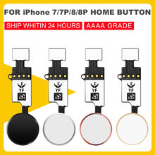 Новейшая 3 я универсальная кнопка домой гибкий кабель для iphone