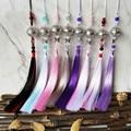 Аниме брелок для женщин, магистр демонического культивирования GongLing длинные кисточки колокольчики на талии, висящий металлический Mo Dao Zu Shi ...