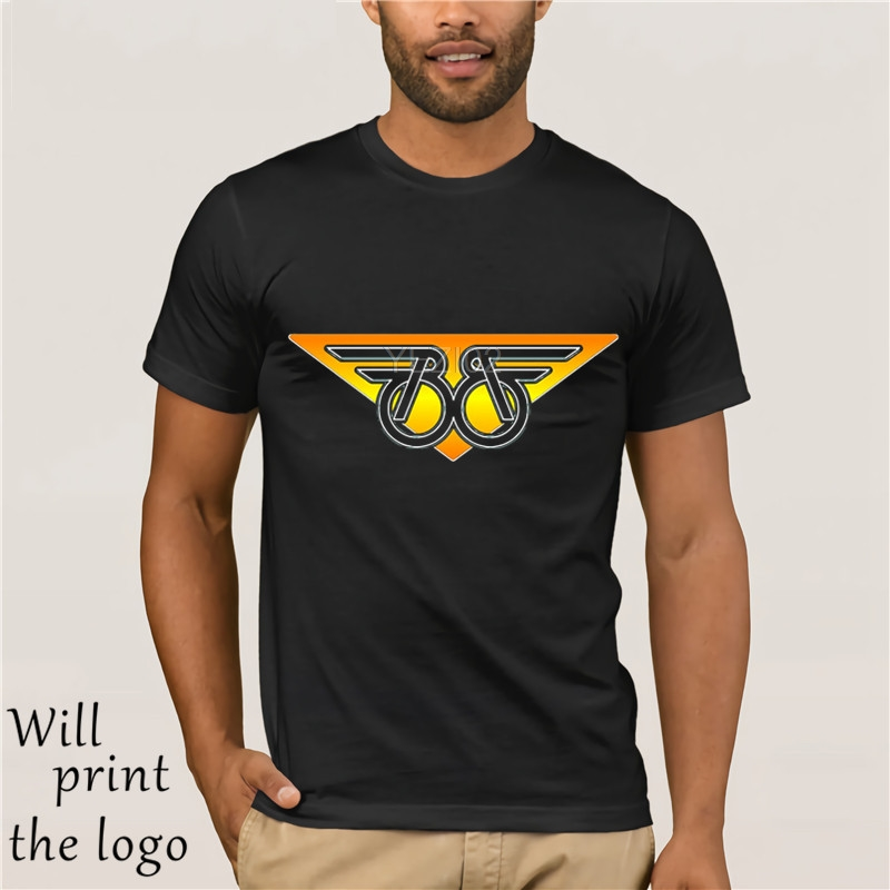 2019 Fashion Summer Top Tees Buckaroo Banzai Wings (Golden) T-Shirt Men Cotton O-Neck Slim Short T-Shirts