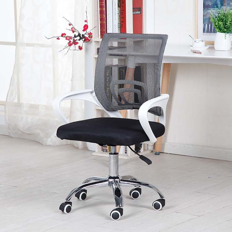 To In An Office Chair Rotating Lift Computer Chair Screen Cloth Chair Can Swivel Chair Staff Member To Work In An Office Chair