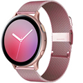 Ремешок для Samsung Galaxy watch Active 2 44 мм 40 мм/46 мм/42 мм/3 Gear S3 Frontier, магнитный браслет для Huawei watch GT/2/2e/Pro, 20 мм 22 мм