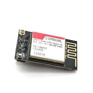 Image 1 - SIM800L GPRS GSM módulo tarjeta MicroSIM Core Board Quad Band TTL puerto serie para ESP8266 ESP32