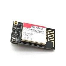 Sim800l gprs gsm módulo placa de núcleo cartão microsim quad band ttl porta serial para esp8266 esp32