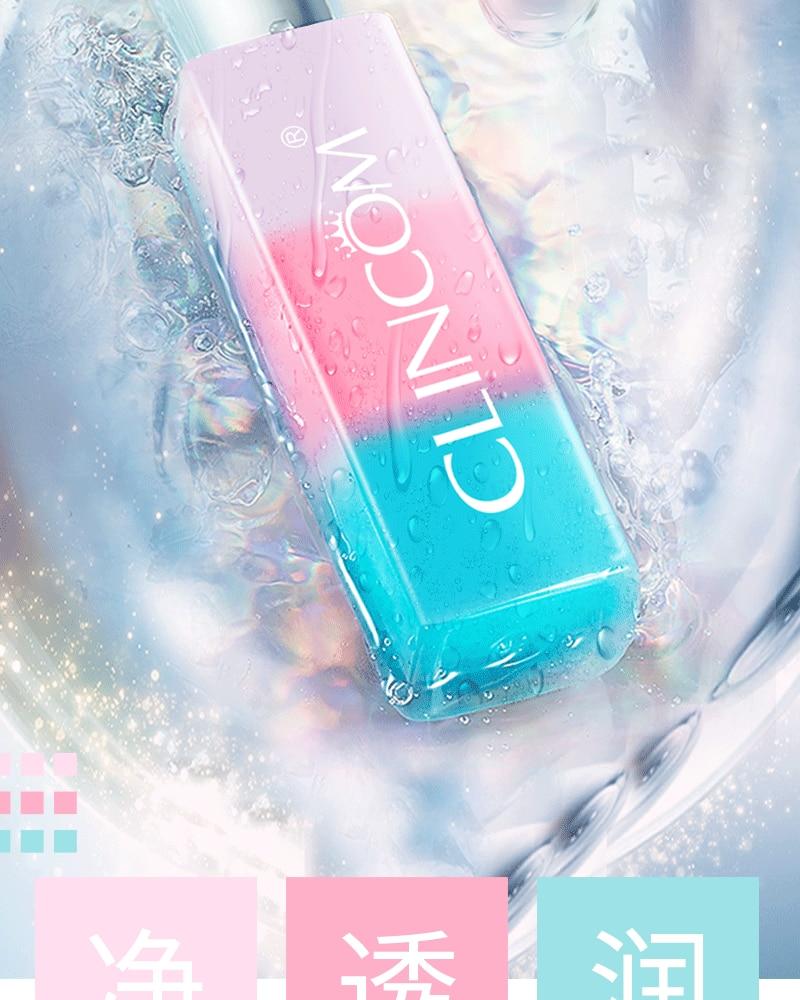 de maquiagem suave hidratante loção de limpeza