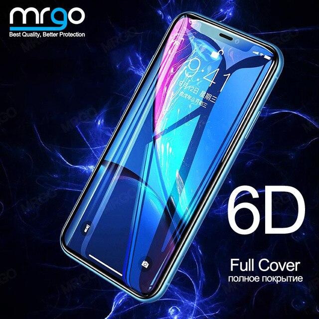 6D מזג זכוכית עבור Xiaomi Redmi הערה 7 פרו 8 זכוכית מסך מגן 7A 8A K20 פרו K30 9S זכוכית עבור Redmi הערה 8 פרו 7 8T 6 5