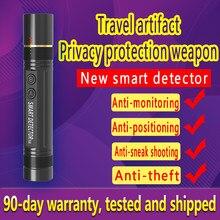 Protable drahtlose radio erkennung RF signal scanner persönliche sicherheit anti spy kamera detektor infrarot versteckte caemra finder