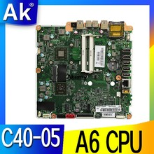 Untuk Lenovo IdeaCentre AIO C40-05 All-In-One PC Motherboard CPU A6-6310u DDR3 CFTB3S1 6050A2665601. A01(China)