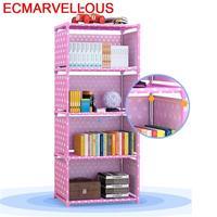 Chambre Enfant Decoration Industrielle Industrieel Decoratie Shelf Librero Book Rack Bookcase Home Furniture Bookshelf Case