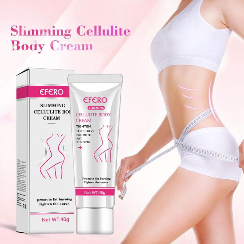 Effective Slimming Cream Cellulite Removal Fat Burner Weight Loss Leg Body Waist Anti Cellulite Fat Burning