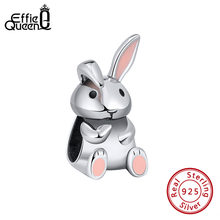 Effie queen подвески из 100% серебра 925 пробы бусины в форме