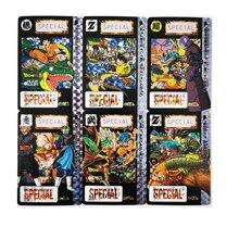 12pcs/set Dragon Ball Z Main Bullet Special Title Page Super Saiyan Goku Vegeta Hobby Collectibles Game Anime Collection Cards