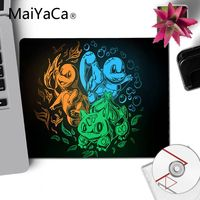 MaiYaCa Pokemons DIY Design Pattern Game mousepad XXL Mouse Pad Laptop Desk Mat pc gamer completo for lol/world of warcraft 2