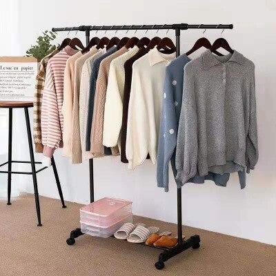Deluxe Clothes Hanger 1