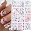 Nail art sticker, personality, for stylish girls