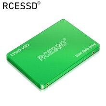 RCESSD Green 60GB 240GB 120GB 480GB 960GB 1TB SSD 2.5 Hard Disk Disk Optical Solid State
