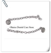 10pcsDental Lingual Traction Chain Dental Supplies Dentist Use Mesh Oral Tool Impacted Cuspids traction chain(China)