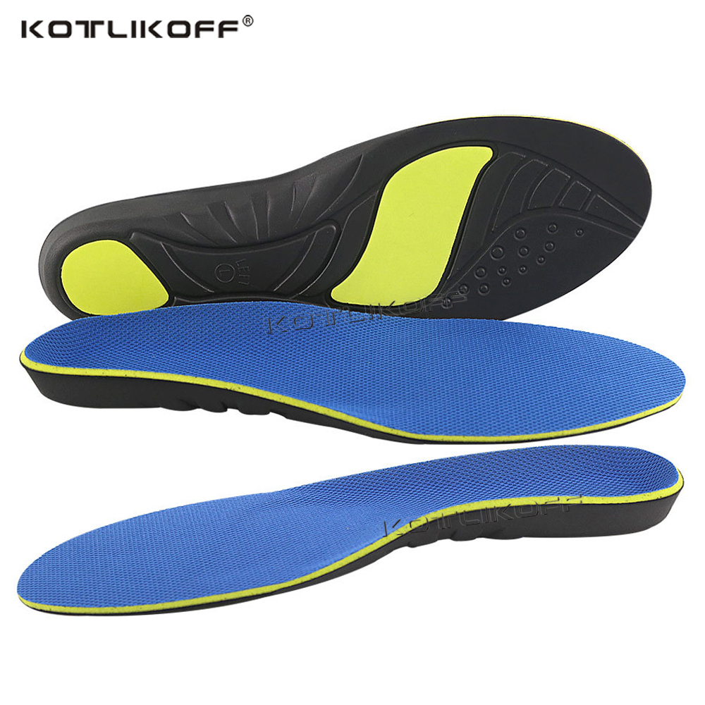 Orthopedic Shoes Sole Insoles For Men Women Shoes Pads Insert Arch Support Relieves Flat Foot Pain Orthopedic Products Insole