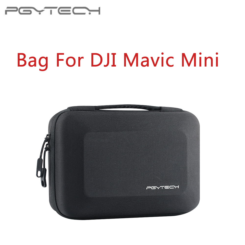 PGYTECH For DJI Mavic Mini Carrying Case Storage Bag For DJI Mavic Mini Portable Package Box Drone Accessories