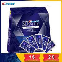Crest 3D Weiß Whitestrips LUXE Professionelle Effekte Original Mundhygiene Zähne Bleaching
