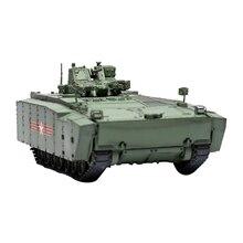 Modelo de tanque de Metal resistente 1:72, funda a prueba de polvo, decoración de oficina, 1 ud.
