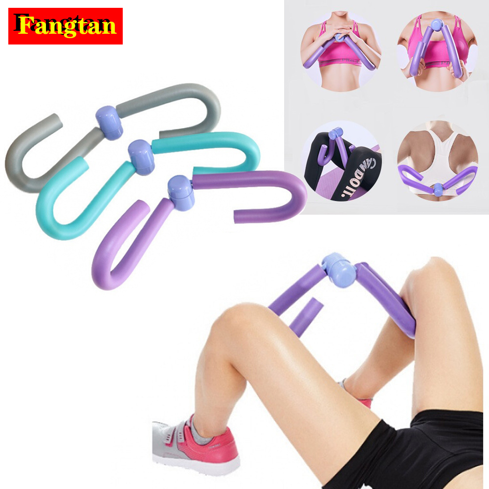 Leg Muscle Training Thigh Yoga Exercisers Pilates Arm Pva Home Gym Equipment Chest Waist Workout Machine Fitness Equipment Integrated Fitness Equipments Aliexpress