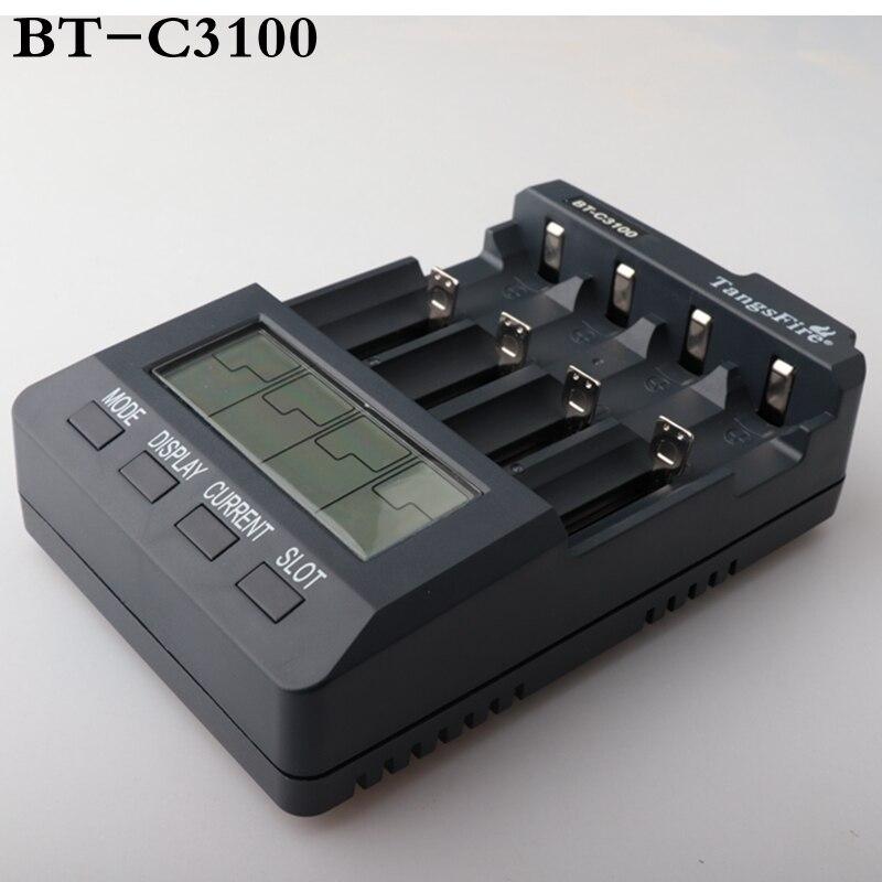Tangsfire BT-C3100 v2.2 baterias recarregáveis do carregador